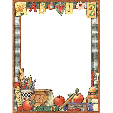 Teacher School Supply Store (TCR4795 - SW School Time Computer Paper by Teacher Created)