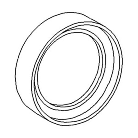 14864 New PTO Inner Seal Made for Case-IH Tractor Models