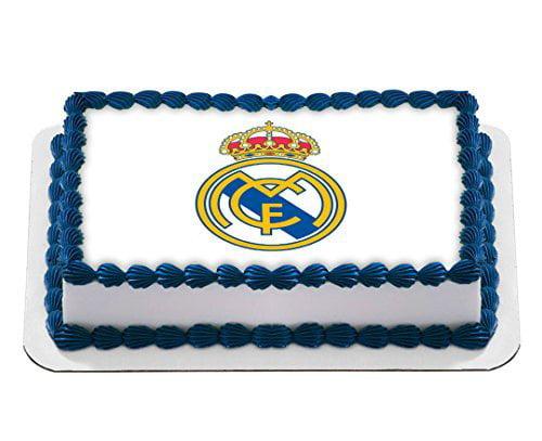 Comestible footballeur Icing Cake Topper