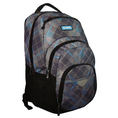 snowmass backpack, Denier: 600 Shell Material Polyester Exterior Features: Adjustable strap, Front Accessory Pocket, Front Zip Pocket, Full.., By (Exterior Front Zip Pockets)