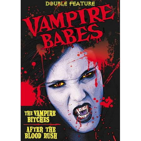 Vampire Babes: The Vampire Bitches / After the Blood Rush (DVD) - Army Babe