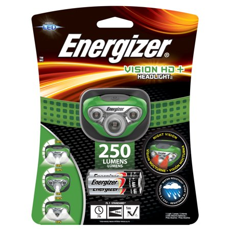 Energizer Vision HD+ LED Headlamp