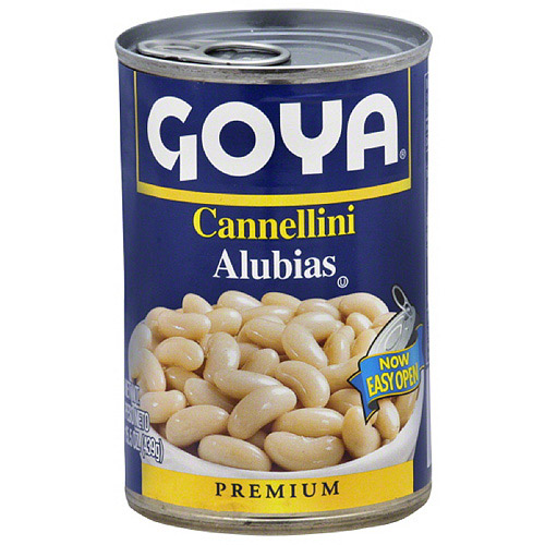 Goya Cannellini Beans, 15.5 oz (Pack of 24)