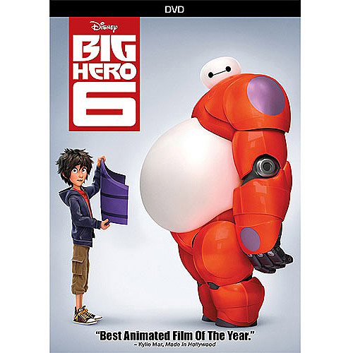 Big Hero 6 (Widescreen)