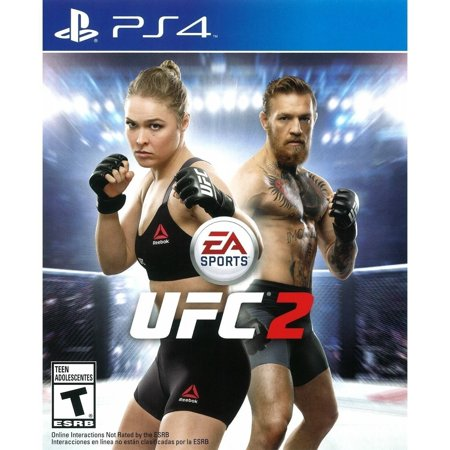 Electronic Arts EA Sports UFC 2 - Pre-Owned (PS4) (Ea Sports Controller With Two Tv Games)