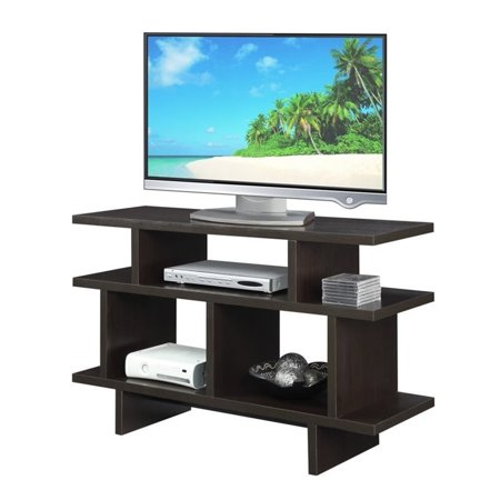 """Pemberly Row 48"""" TV Stand Console in Espresso - image 2 of 3"""