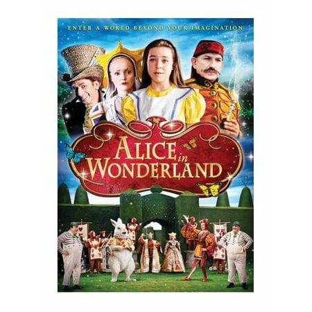 Alice In Wonderland Naughty (Alice in Wonderland (DVD))