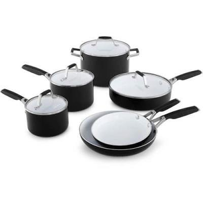 Calphalon Ceramic Nonstick 10-Piece Set
