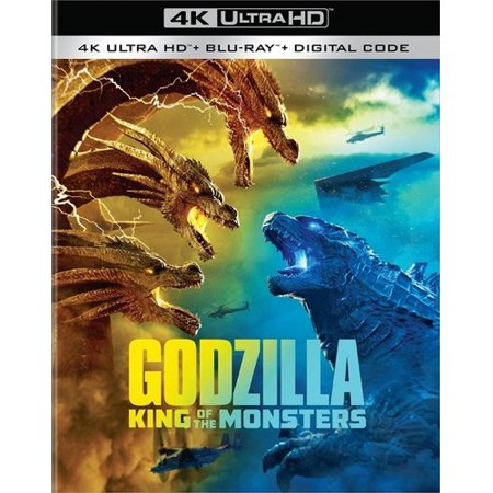 Monster High Sweet 1600 Movie (Godzilla: King of the Monsters (4K Ultra HD + Blu-ray + Digital)