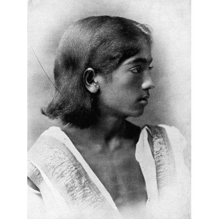 'This is a Photograph of J. Krishnamurti', c1911, (1911) Print Wall Art