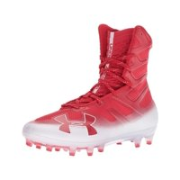 Under Armour Mens Highlight MC Hight Top Lace Up Running Sneaker
