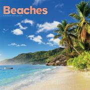 2019 Beaches Wall Calendar