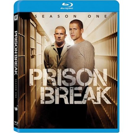 Prison Break  Season One  Blu Ray   Widescreen
