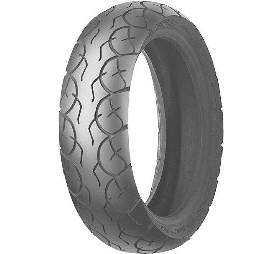 SHINKO SR568R Rear Scooter Tire - 130/70-13/Blackwall, Sh...