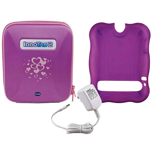 VTech InnoTab Accessory Bundle, Pink