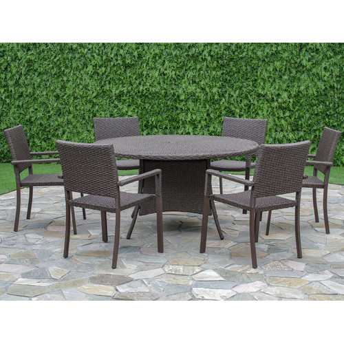 Creative Living 7 Piece Dining Set