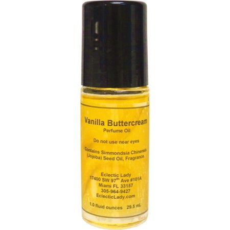 Vanilla Buttercream Perfume Oil, Large