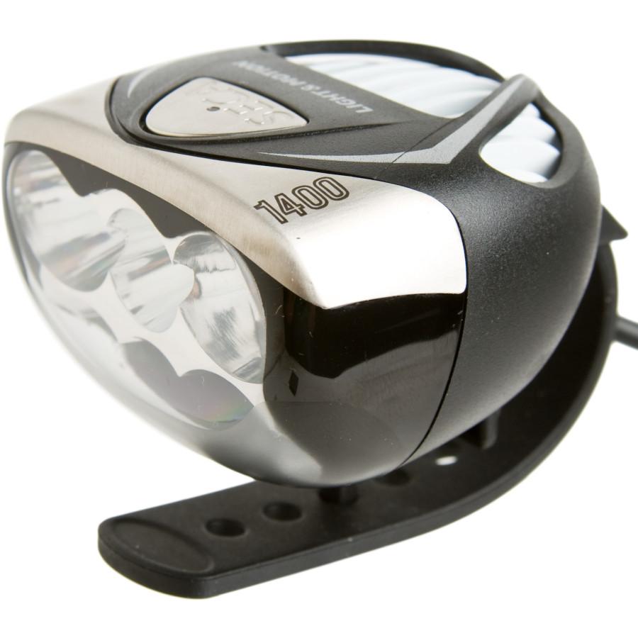 Light & Motion Seca 2011 1400 Lumens Li-ion Performance/Tr?ail Bike Headlight