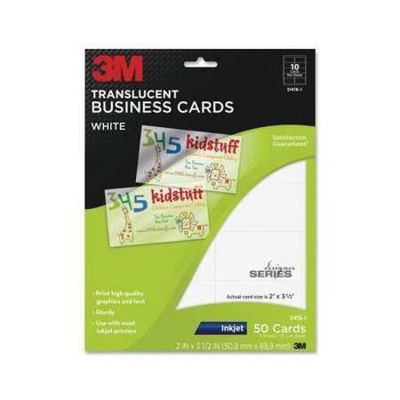 3m business card mmmd416i walmartcom for Walmart business card printing