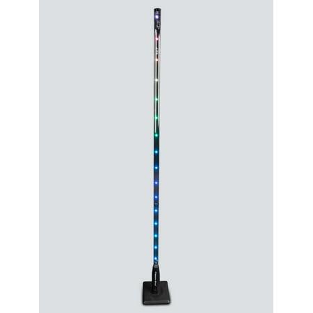 Used Chauvet Freedom Stick DJ Lighting Battery Powered RGB LED Light Wireless Remote