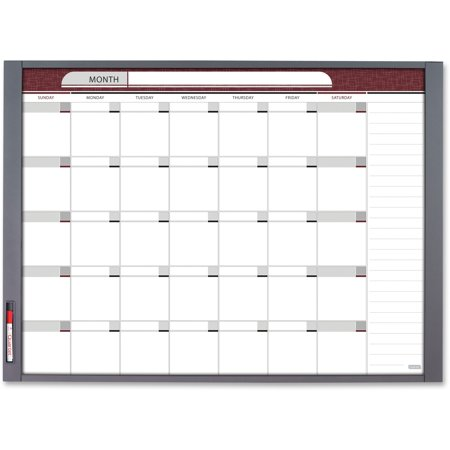 Quartet Custom Whiteboard (Quartet, QRT72981, InView™ Custom Whiteboard, 1 /)