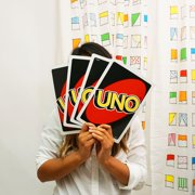 Giant Uno Card Game Image 3 Of 4