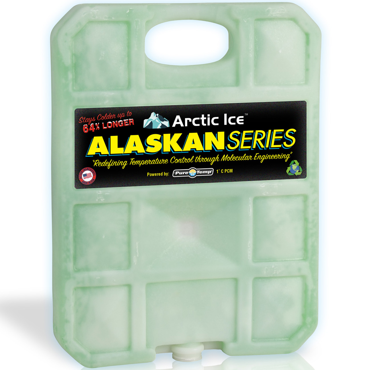 Arctic Ice 5 lb Alaskan Series Reusable Ice Pack