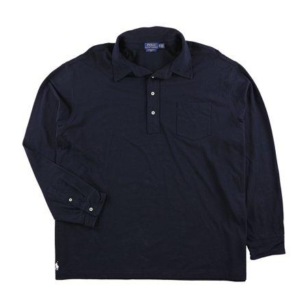 Ralph Lauren Mens Featherweight Mesh Basic T-Shirt