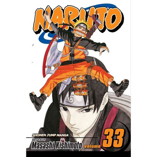 Naruto 33: The Secret Mission