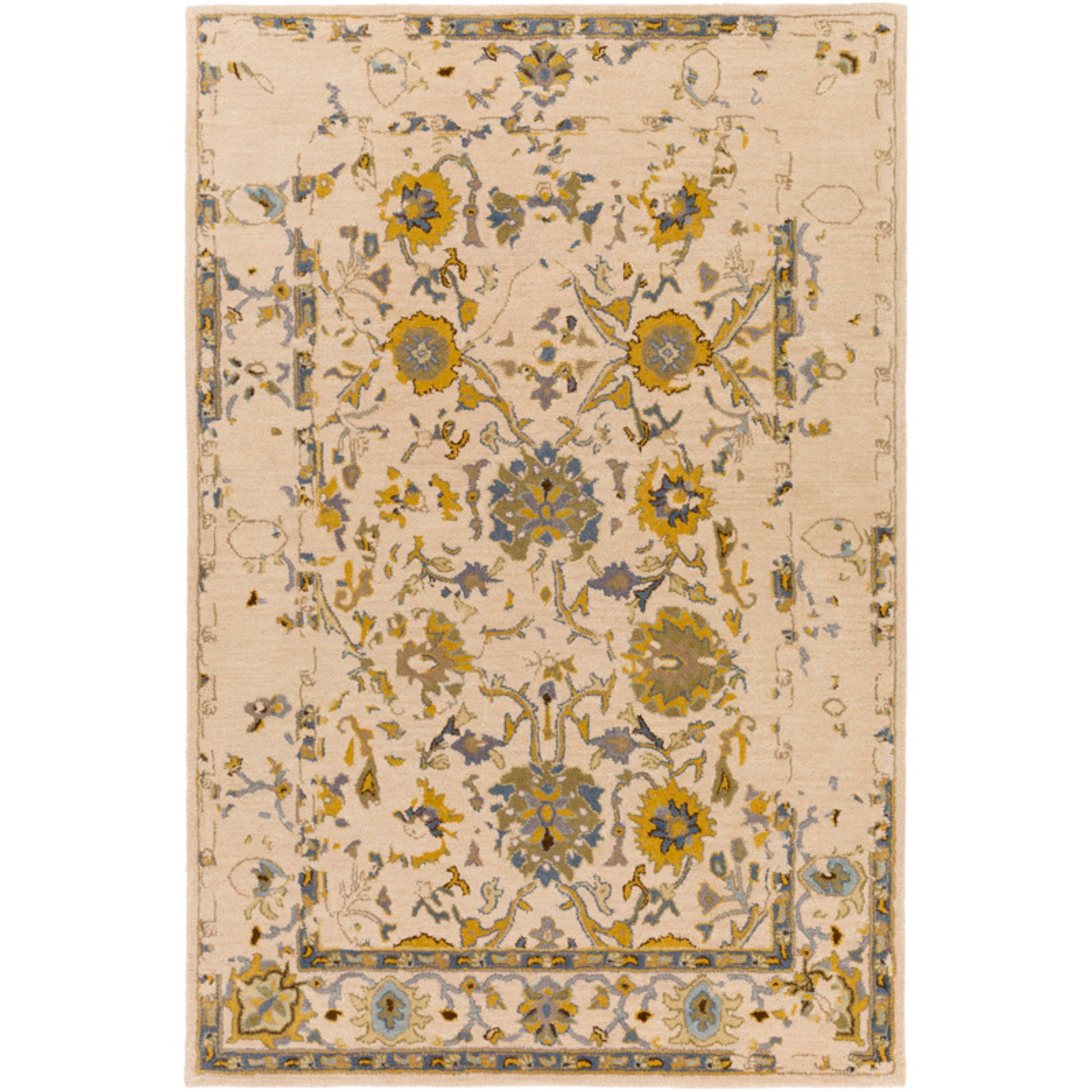 Surya Castello CLL101 Rectangle Indoor Area Rug