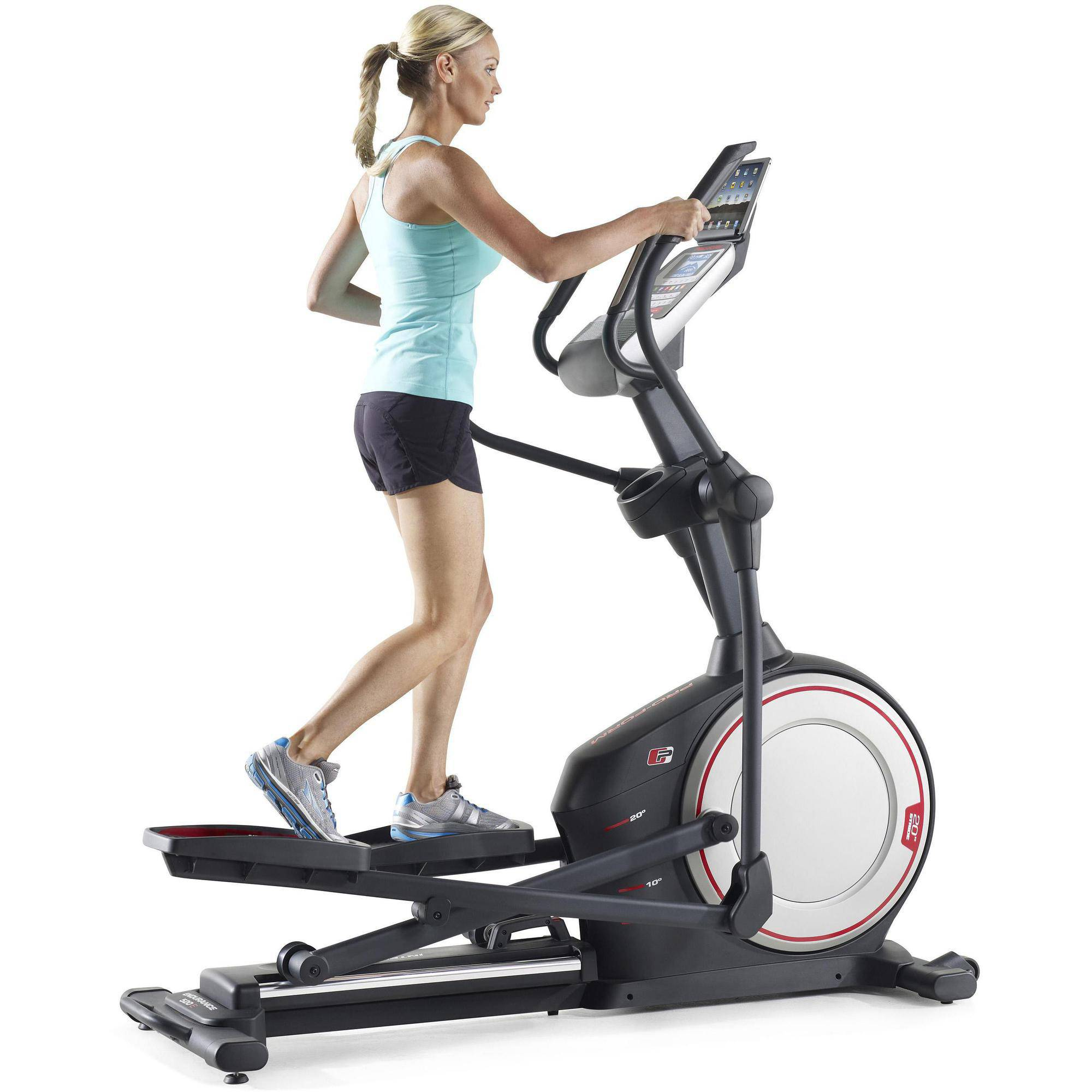 elliptical machine target