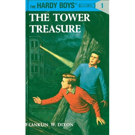 Hardy Boys 01: the Tower Treasure - Hairy Boys