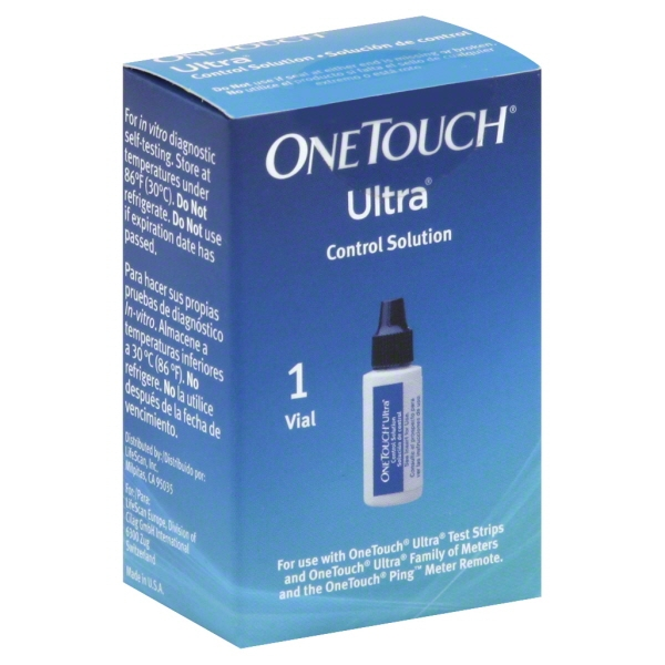 OneTouch Ultra Control Solution