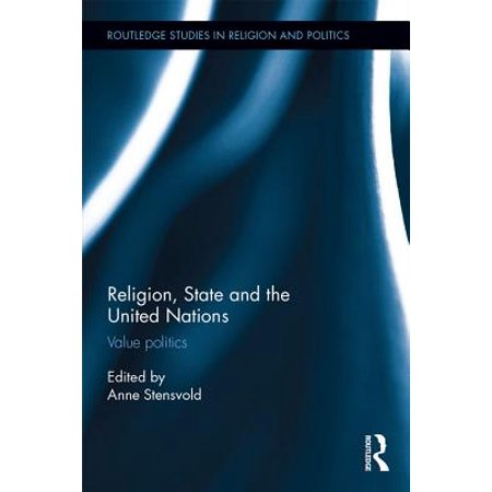 Religion, State and the United Nations - eBook
