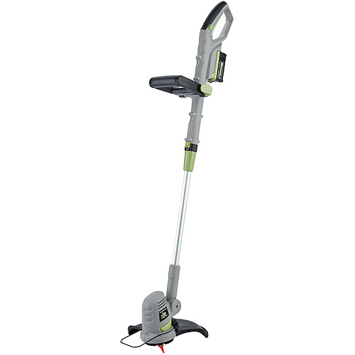 "LawnMaster 18-Volt Electric Li-On 10"" Cordless Grass Trimmer"