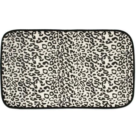 Exotic Snow Leopard Print Quick Dry 20