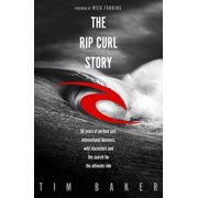 The Rip Curl Story - eBook