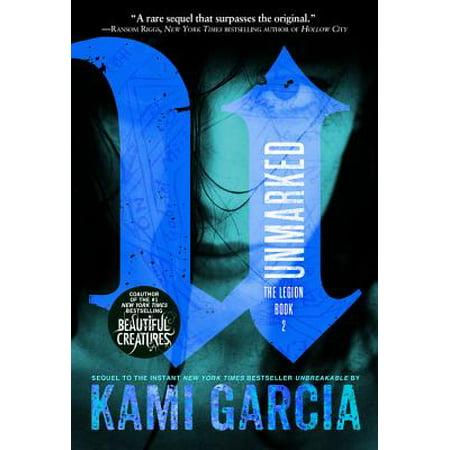 Unmarked by Kami Garcia Unabridged 2014 CD ISBN-9781478957096