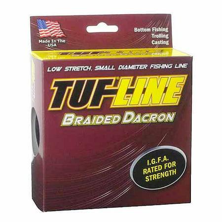 Tuf Line Braided Dacron 300 Yd Walmart Com
