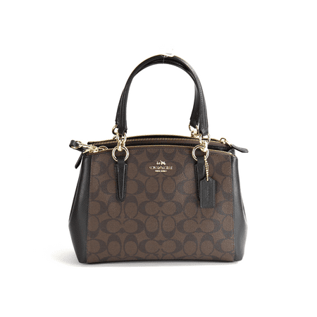 Coach Signature Mini Kristie Carryall