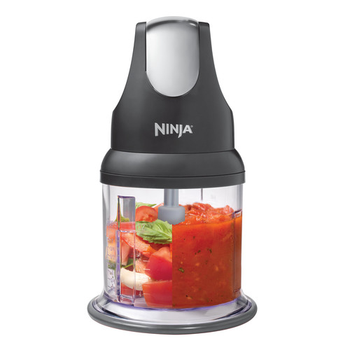 Ninja Express Food Chopper, Grey (NJ110GR)