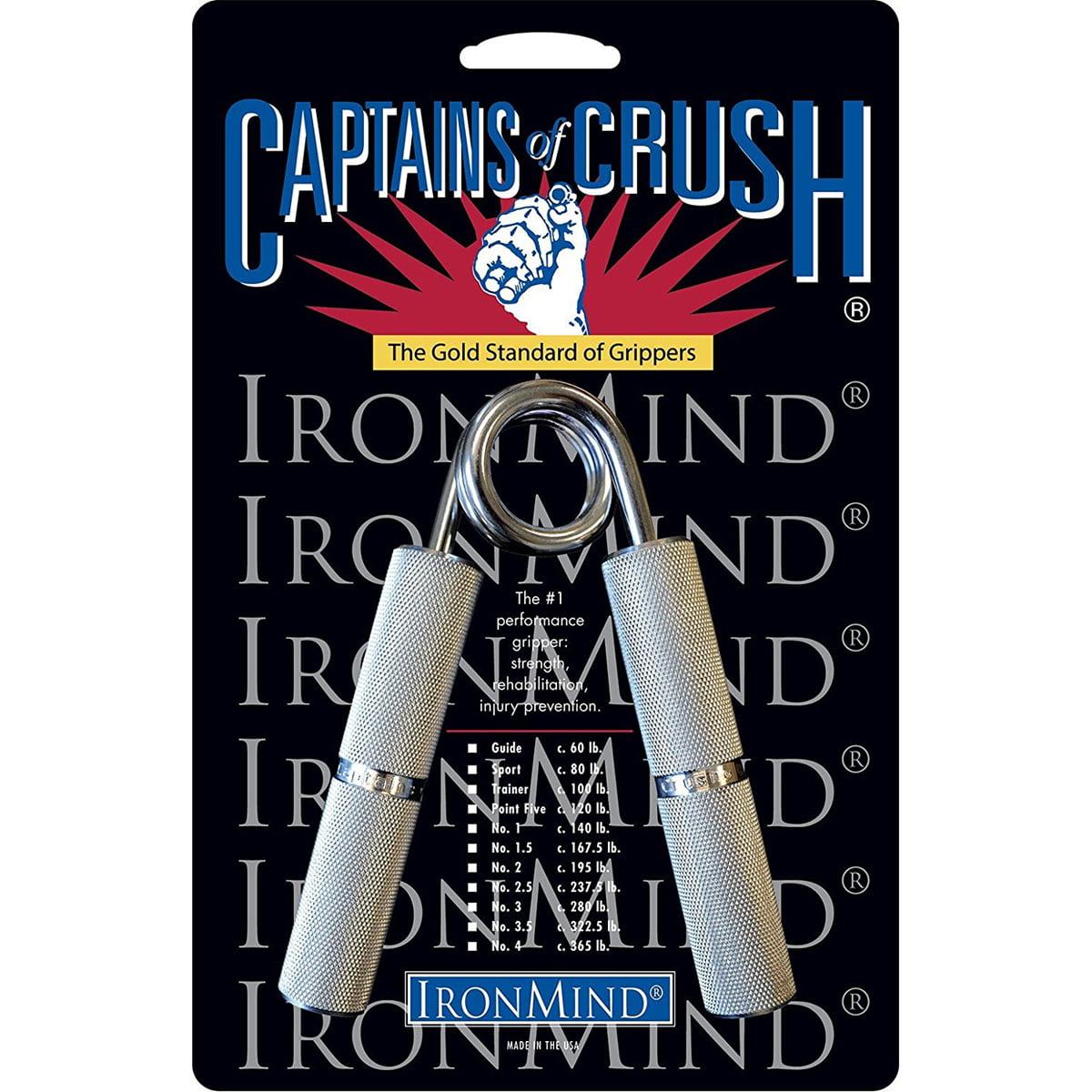 Captains of Crush Hand Gripper No. 1 - (140 lb)