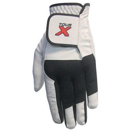 Tour X Men's Combo Leather 3-pack Golf Glove,  Brand NEW (Leather Tour Pack)