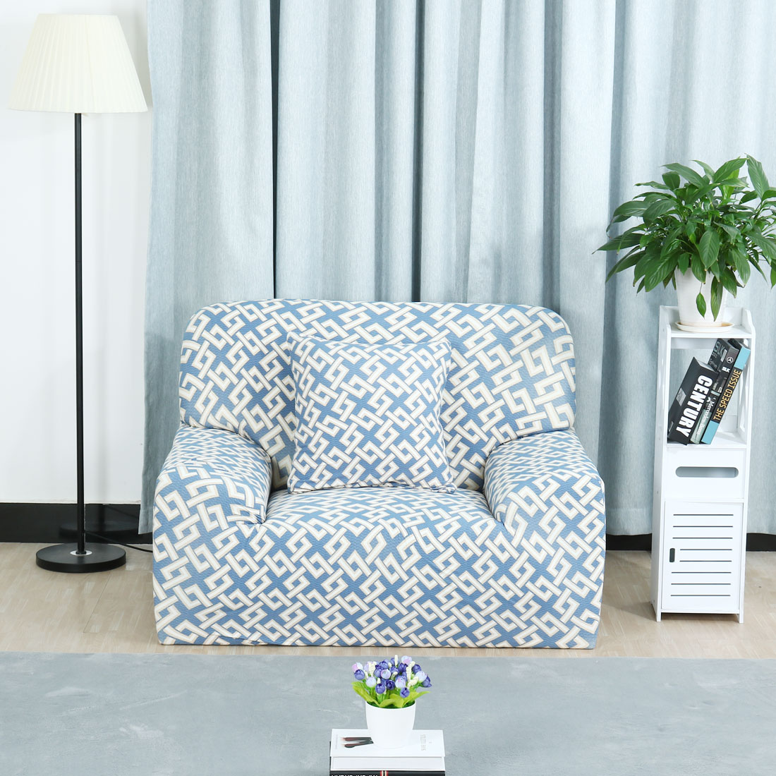 Chair Sofa Couch Covers Full Cover Slipcover Universal 5