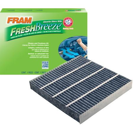 FRAM Fresh Breeze Cabin Air Filter, CF11182