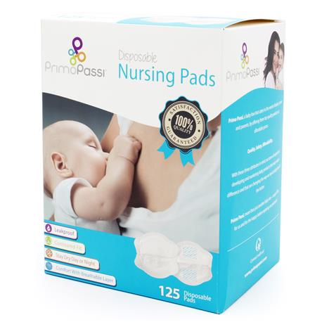 Primo Passi Disposable Nursing Pads by