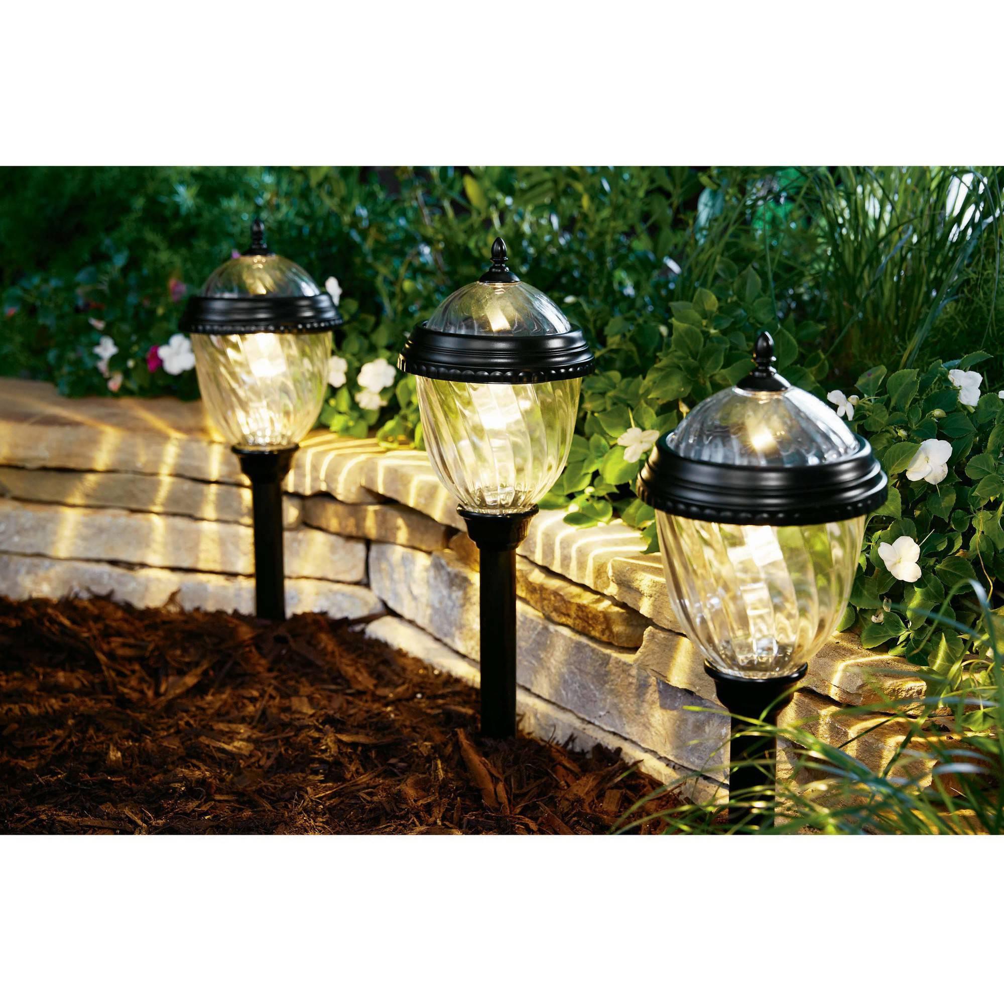 Better Homes and Gardens Castlewood Solar-Powered Landscape Light