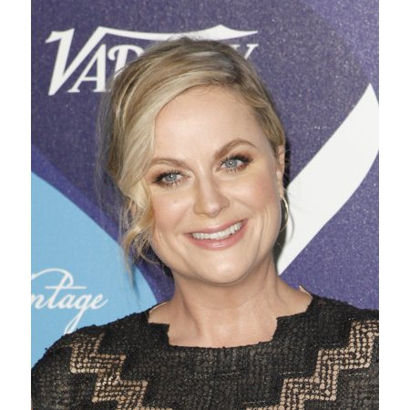 Amy Poehler At Arrivals For 2Nd Annual Unite4humanity Event The Beverly Hilton Hotel Beverly Hills Ca February 19 2015 Photo By Emiley Schweicheverett Collection Photo Print
