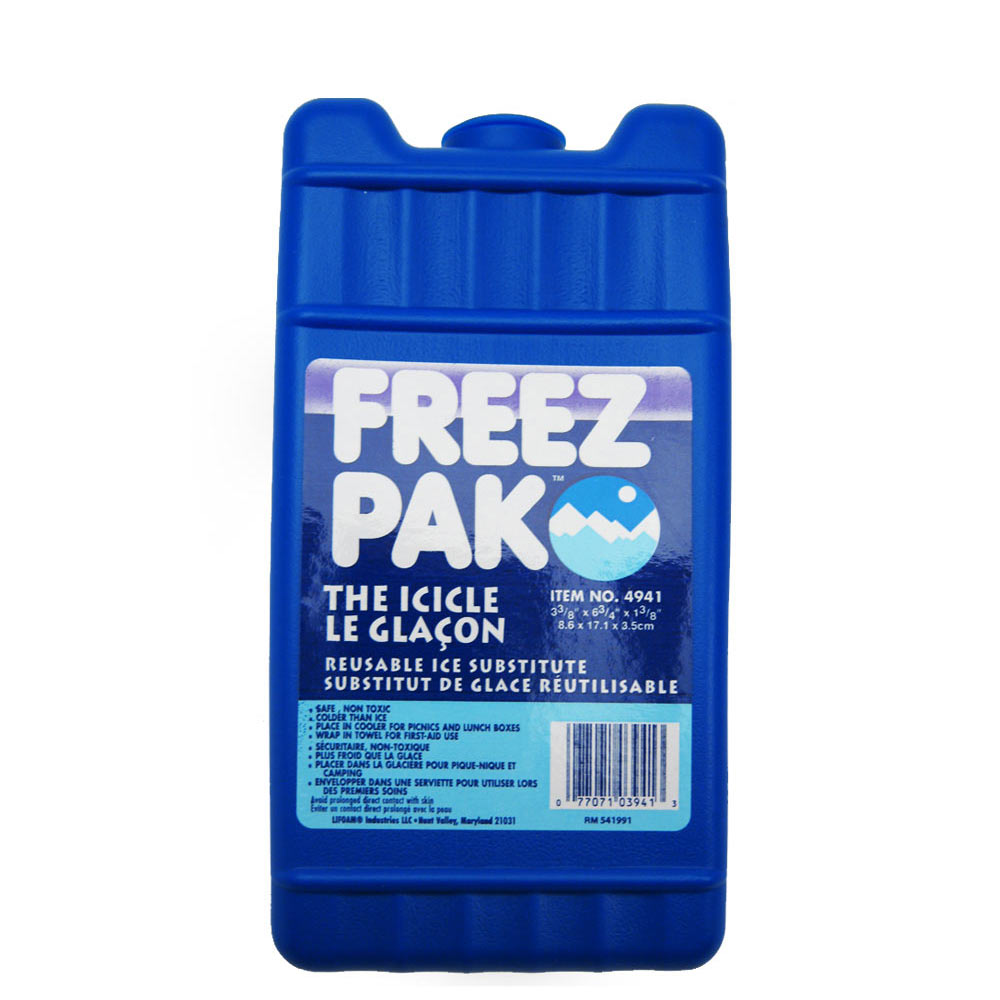 Reusable Ice Pack Freezer Block Freezable Therapy Pain Ice Bag Cooler Lunch Box