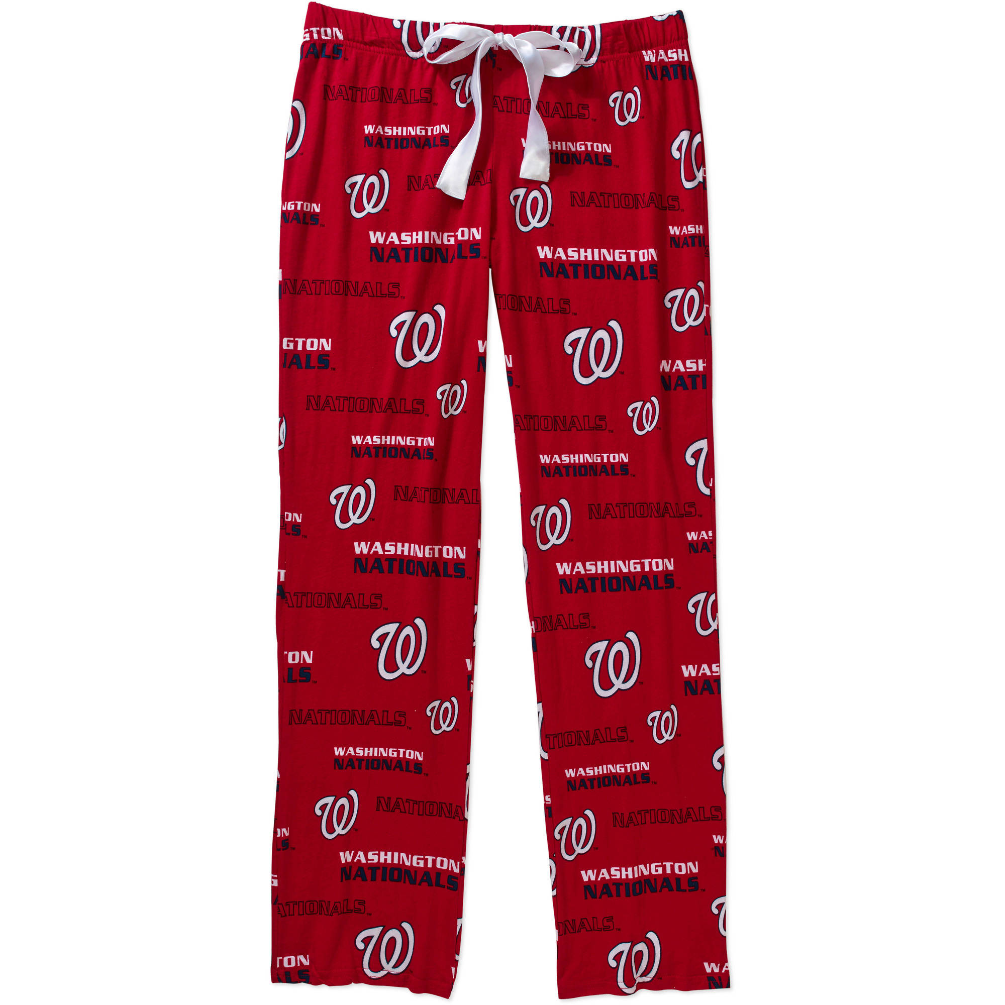 MLB Women's Washington Nationals Knit Sleep Pants
